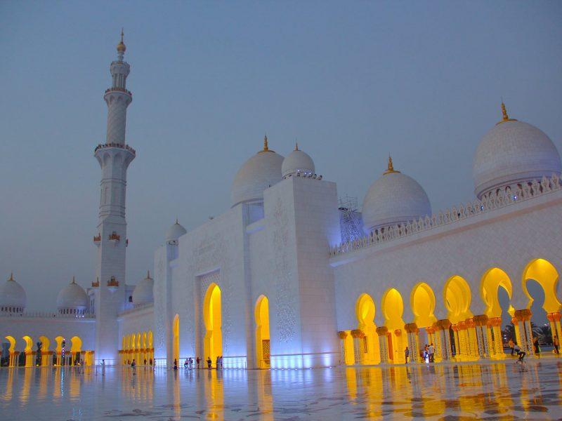 تفسير رؤية تنظيف المسجد في الحلم