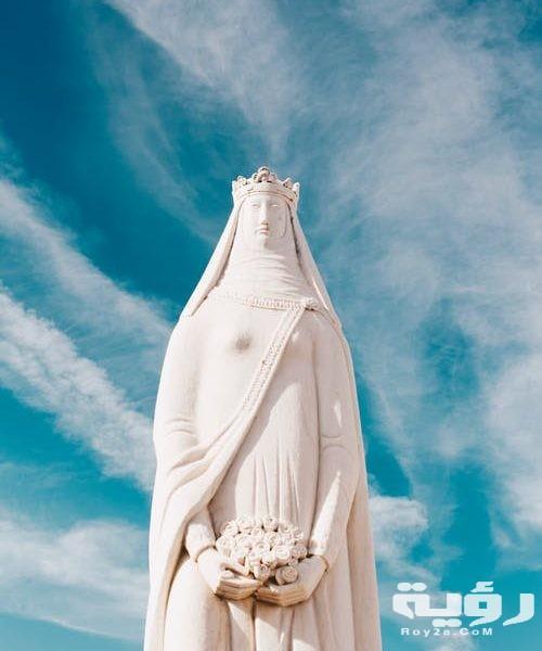 تفسير رؤية مريم العذراء في الحلم