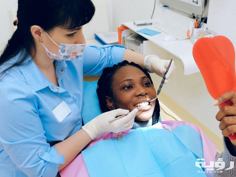 تفسير رؤية فلجة الأسنان في الحلم