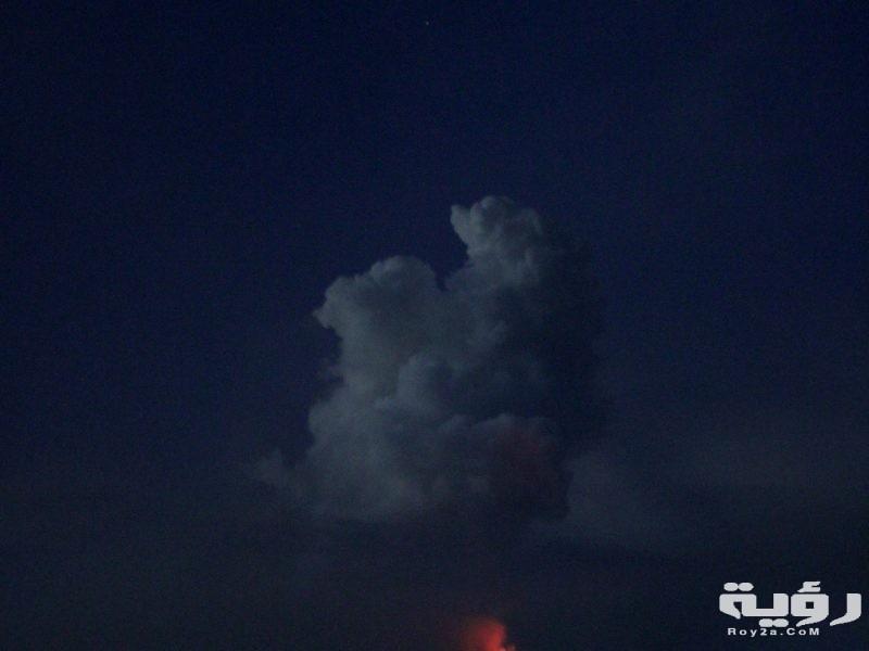 تفسير رؤية البركان في الحلم