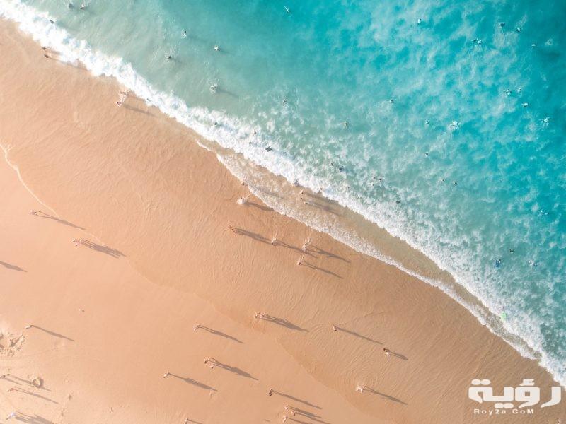 تفسير رؤية شاطئ البحر في الحلم