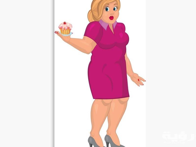 تفسير رؤية فتاة سمينة في الحلم