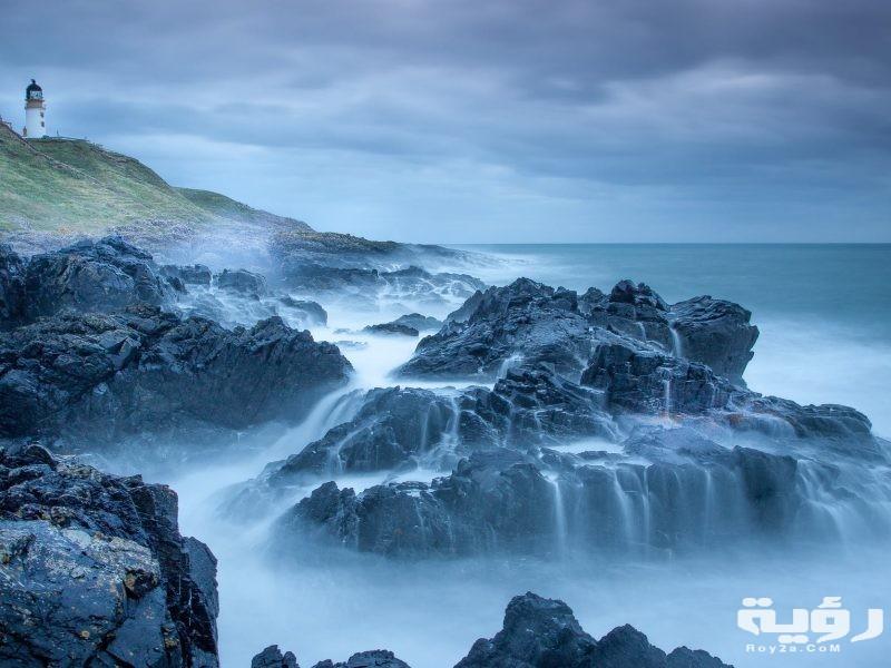 تفسير رؤية البحر الهادئ في الحلم