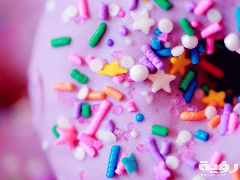 تفسير رؤية شخص اعطاني حلوى المولد في المنام