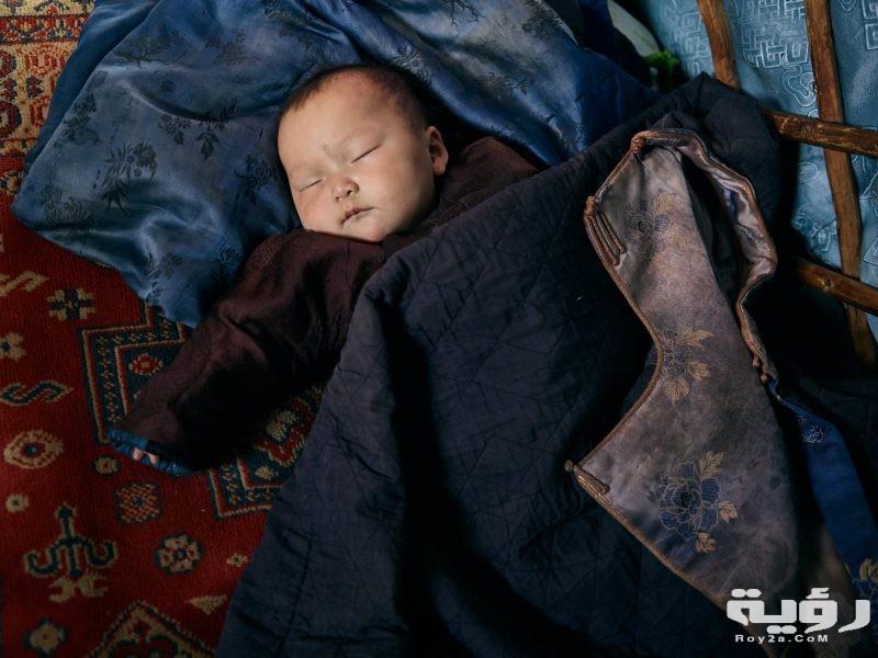 تفسير رؤية طفل ميت في الحلم