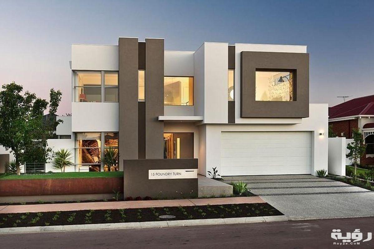 صور تشطيبات واجهات منازل 2021 كتالوج واجهة منزل موقع رؤية