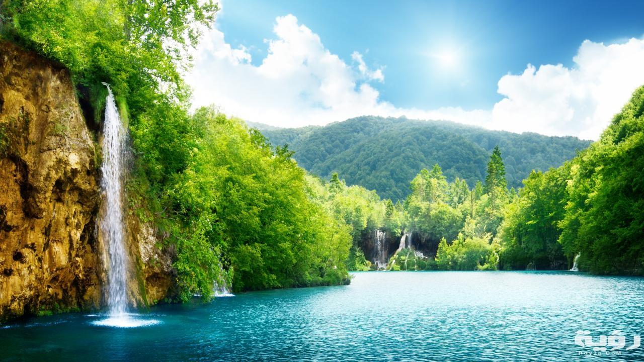 اجمل مناظر طبيعية خلابة في العالم