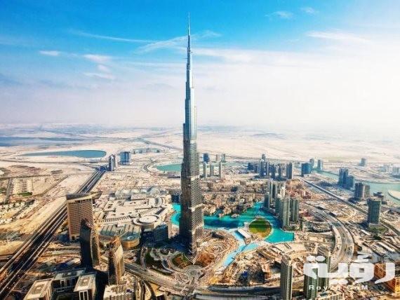 صور برج خليفه 2021