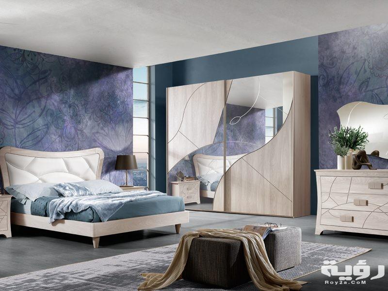صور ديكورات غرف نوم 2021 ايكيا للعرسان شيك