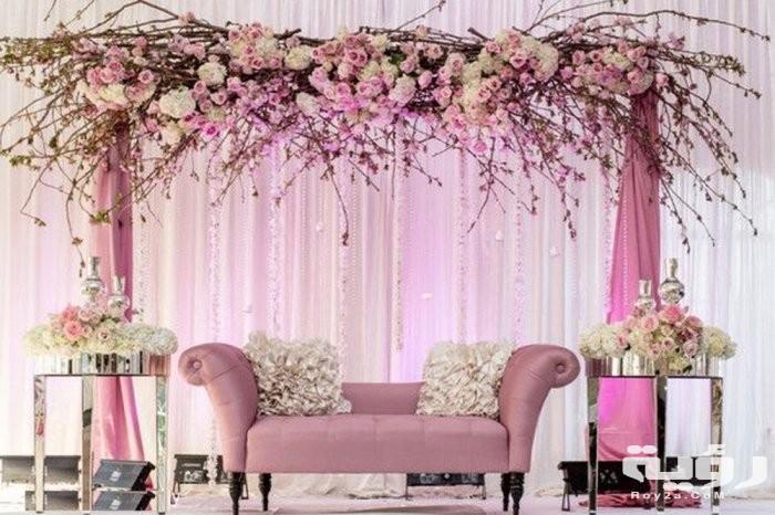 صور كوشات افراح 2021 كوشات اعراس منزلية بسيطة موقع رؤية