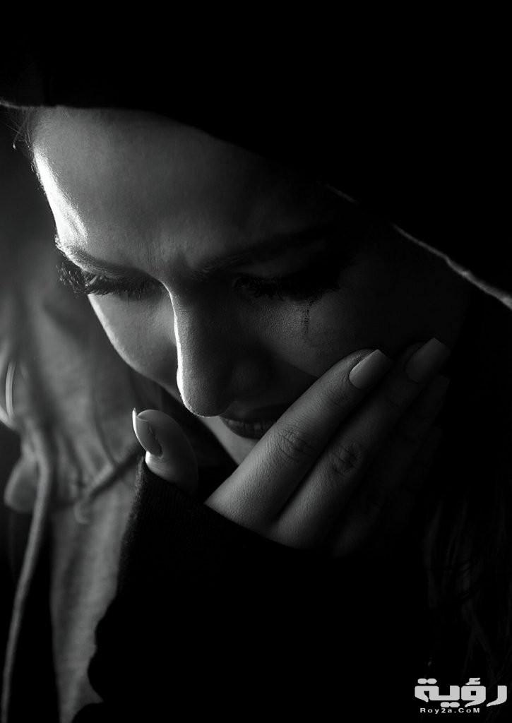 صور خلفيات سوداء حزينة