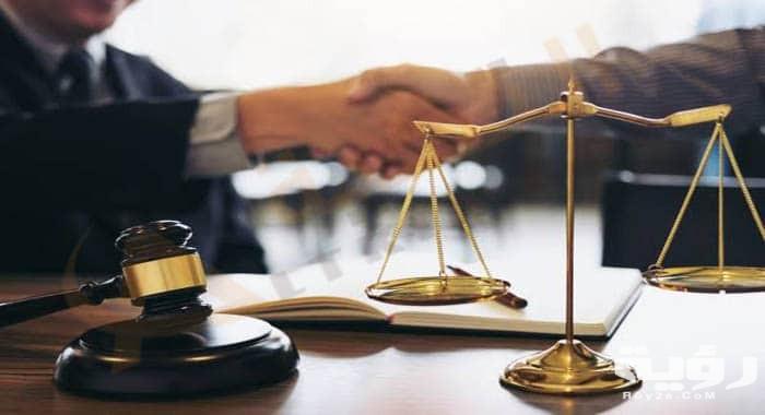 تفسير رؤية المحامي