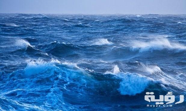 تفسير رؤية ارتفاع منسوب البحر في المنام