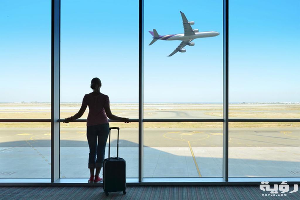 تفسير رؤية المطار