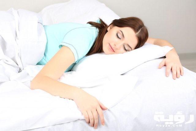 تفسير رؤية النوم في الحلم