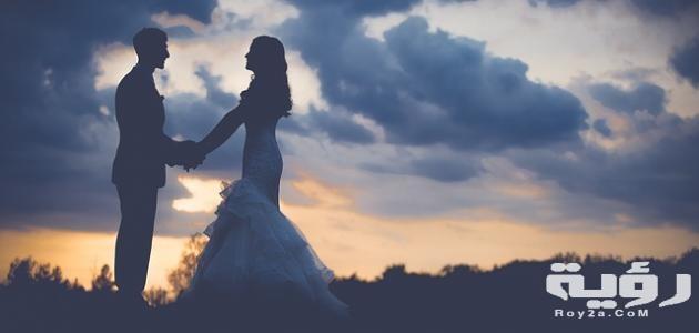 تفسير رؤية الزفاف