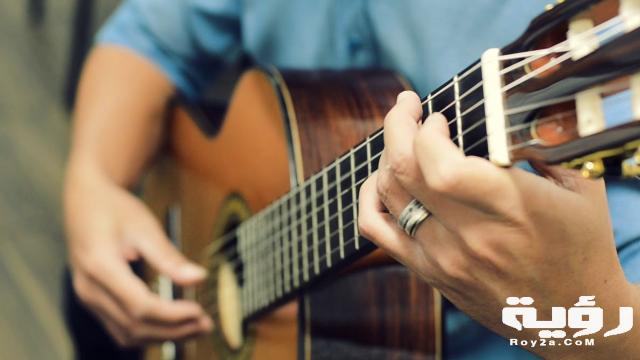 تفسير رؤية الجيتار في الحلم