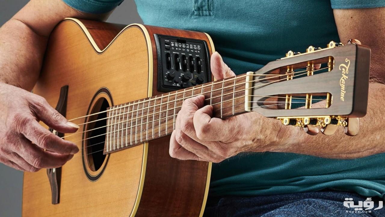 تفسير رؤية الجيتار
