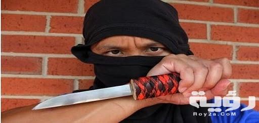 تفسير رؤية ذبح شخص مجهول بالسكين