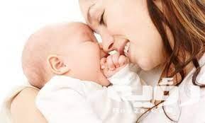حلمت اني احتضن طفل رضيع للمتزوجة