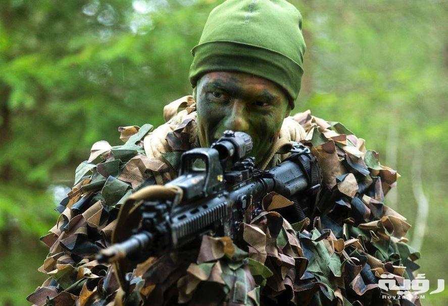 حلمت انى دخلت الجيش